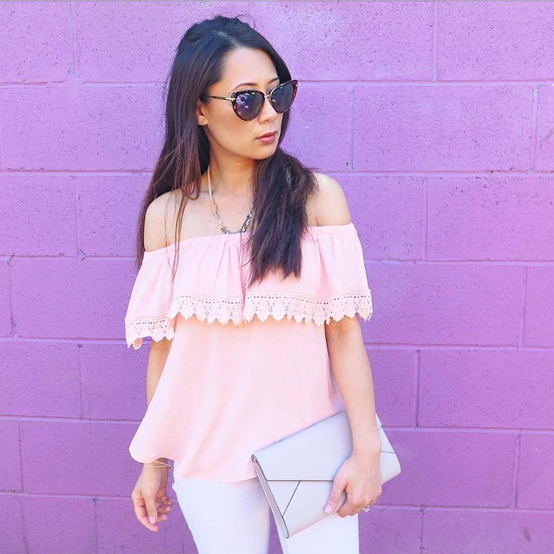 On Wednesdays we wear pink.  (photo credit: @kimberly_luu) http://bit.ly/2ryApEp #ccstyle