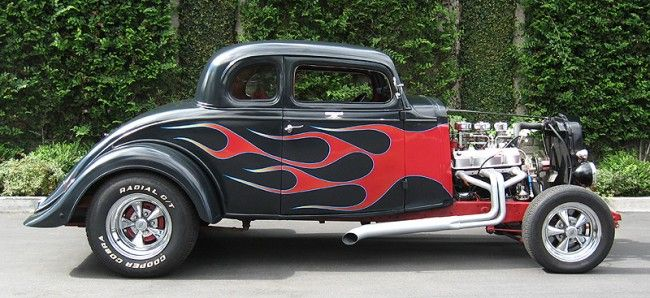 33 coupe paint flames 1933 chevy 5 window chopped for 1933 chevy 3 window coupe