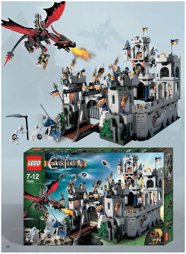 Castle Dwarves Mine Lego 7036 Lego Castles Pinterest Dwarf