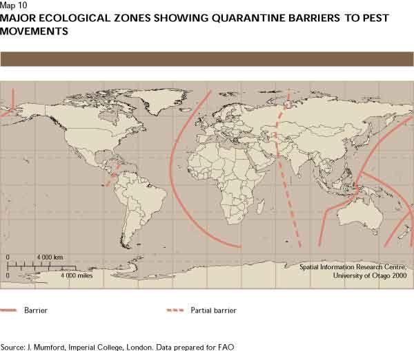 Biological and ecological exchange called the Columbian ...