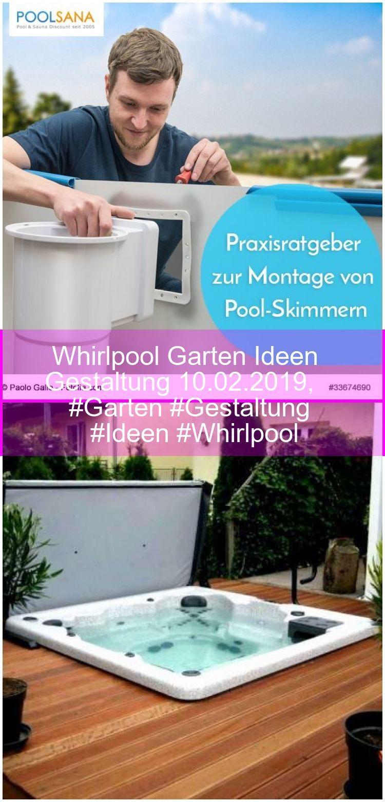 Whirlpool Garten Ideen Gestaltung 10 02 2019 Garten Gestaltung