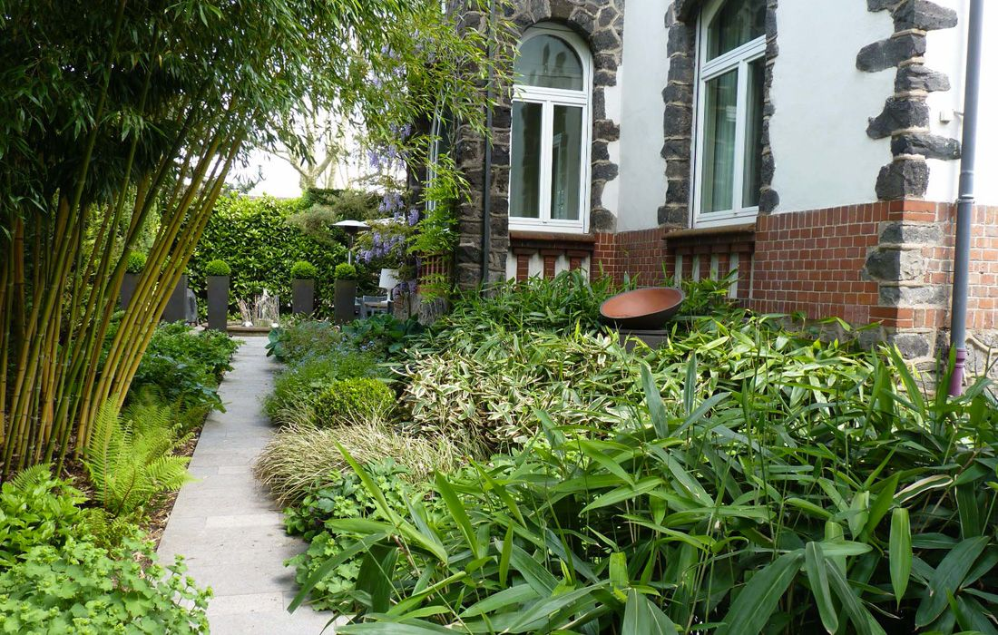 Canopee Design Jardin Prive Thionville Design Jardin Jardin
