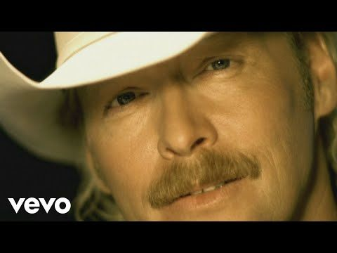 Alan Jackson Remember When Official Music Video Youtube In
