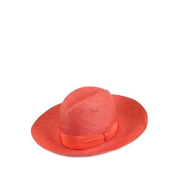 BORSALINO - SOFT STRAW HAT