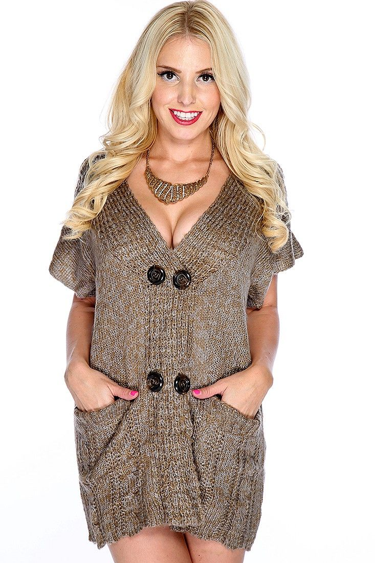 fc837af73f1 This sexy sweater dress is perfect for this season featuring  knitted