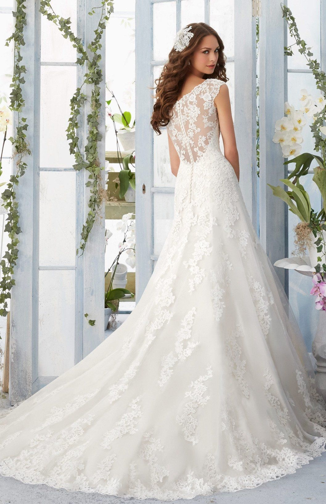 AGUSTA 2018 brudekjole fra Panayotis   Kjole bryllup