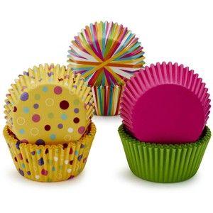 Wilton Dots & Stripes Standard Bake Cups