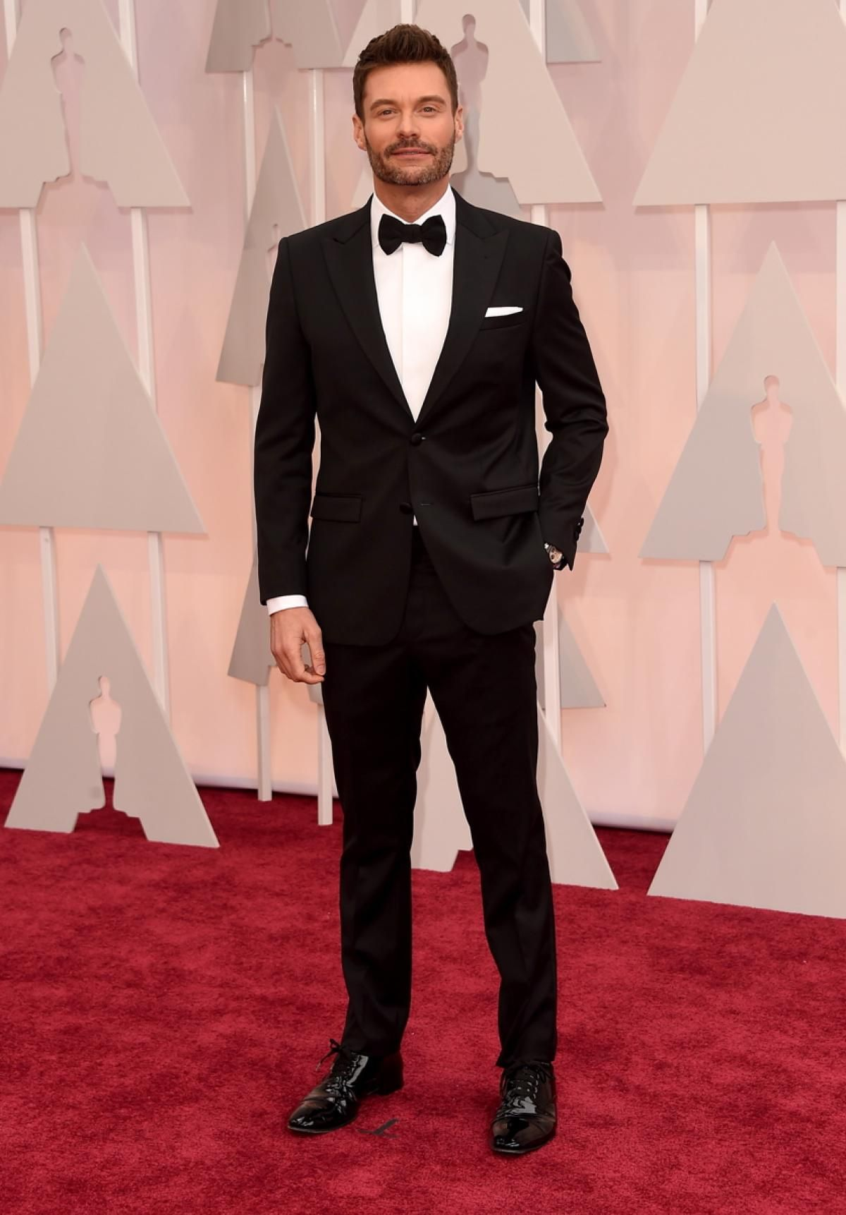 Ryan seacrest photos oscars 2015 best and worst red carpet looks when i marry him - Oscars red carpet coverage ...