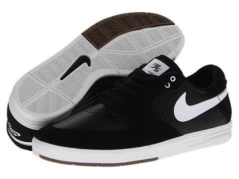 Nike SB Paul Rodriguez 7 Nero Nero bianca Zappos  Free