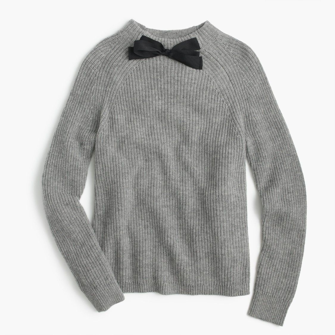 Shop the Gayle Tie-Neck Sweater at JCrew.com and see our entire ...