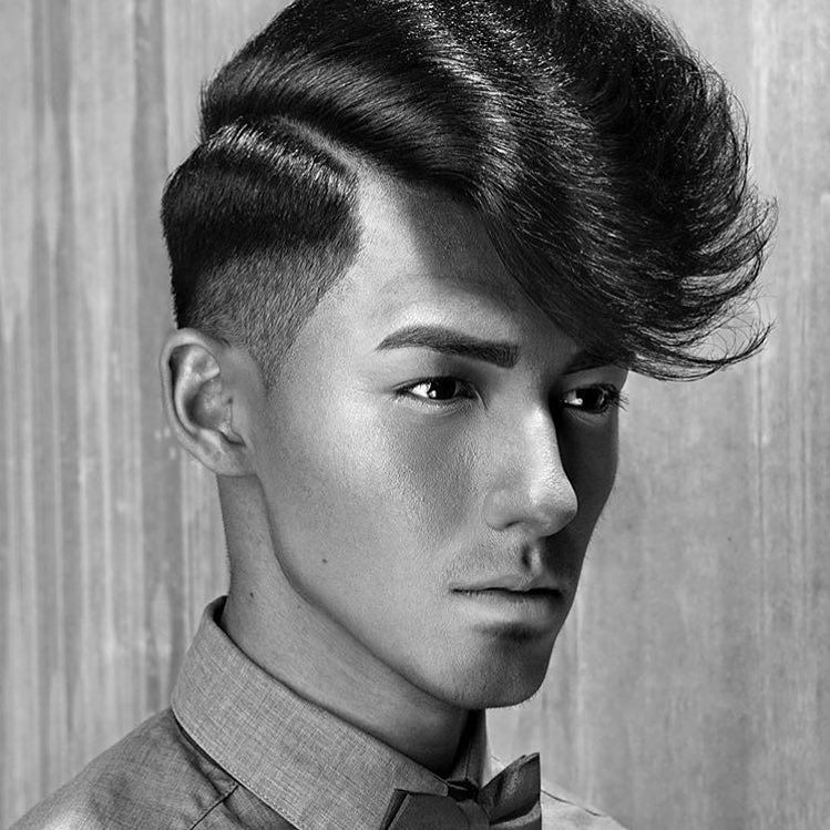 Fellas take a look at what @_whiskeycat created using our hair tools ! Simply amazing !