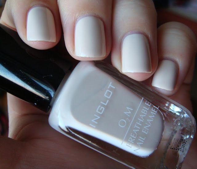Inglot O2M Breathable Nail Enamel #672 | My Nails | Pinterest | Make ...