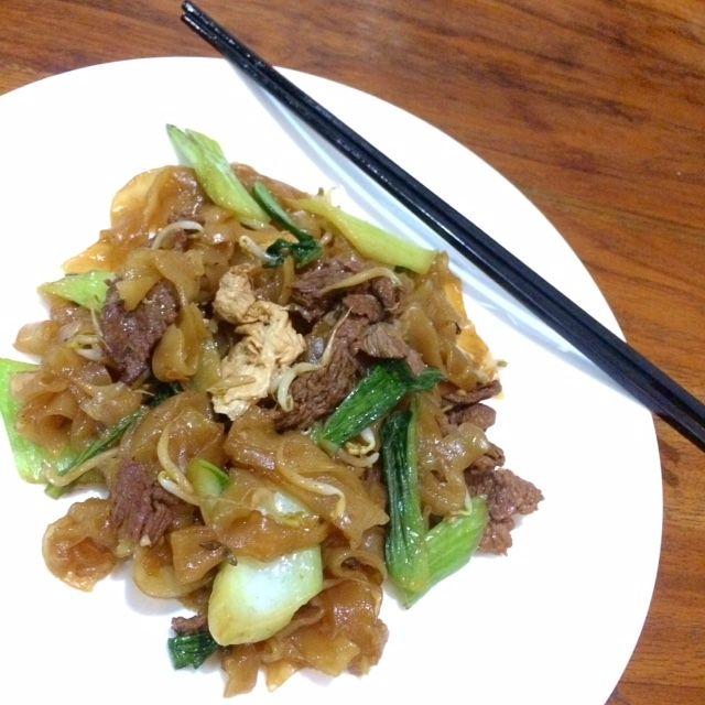 Resep Kwetiau Goreng Sapi Resep Resep Masakan Makanan Dan Minuman