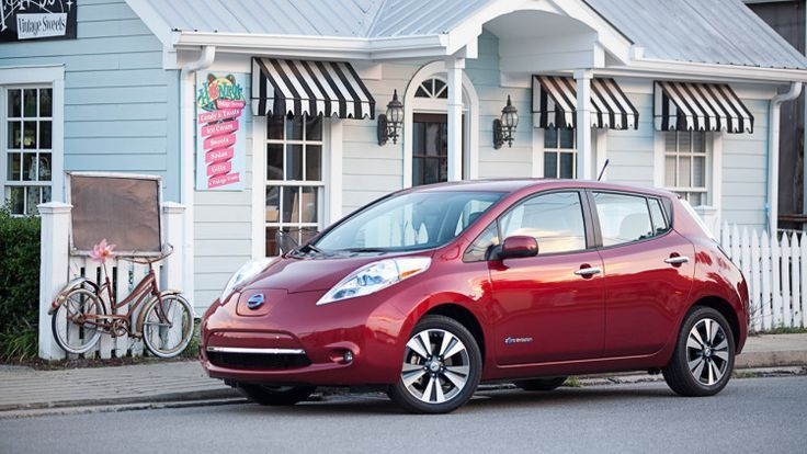 Cool Nissan 2017 Worldwide, Nissan Leaf has outsold next