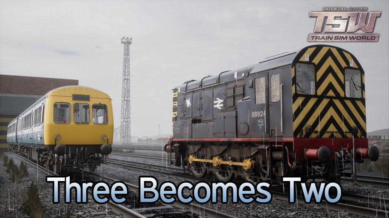 Train Sim World: Tees Valley Line Scenarios 4: Three Becomes