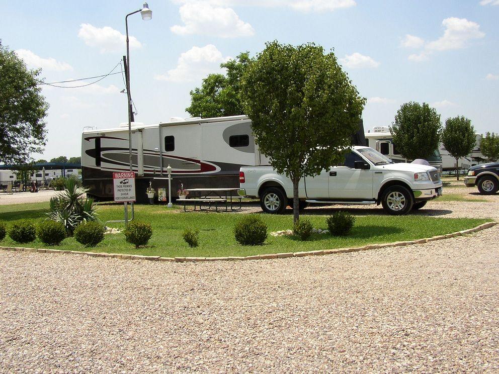 Campsites Texan Rv Ranch Campsite Rv Parks Mansfield