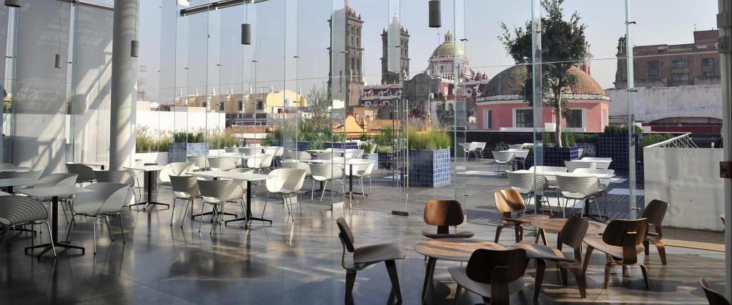 Información De Actividades Y Horarios Del Café Del Museo Y
