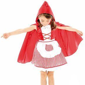Disfraz De Caperucita Roja 2 3 Años Disfraz Caperucita Roja Disfraz Caperucita Roja Niña Disfraz Caperucita