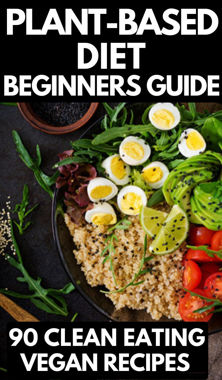 Plant Based Diet Meal Plan For Beginners 90 Plant Based