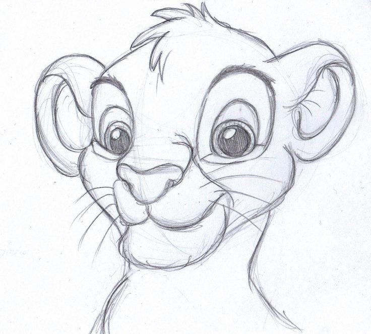 Pencil Drawings Disney