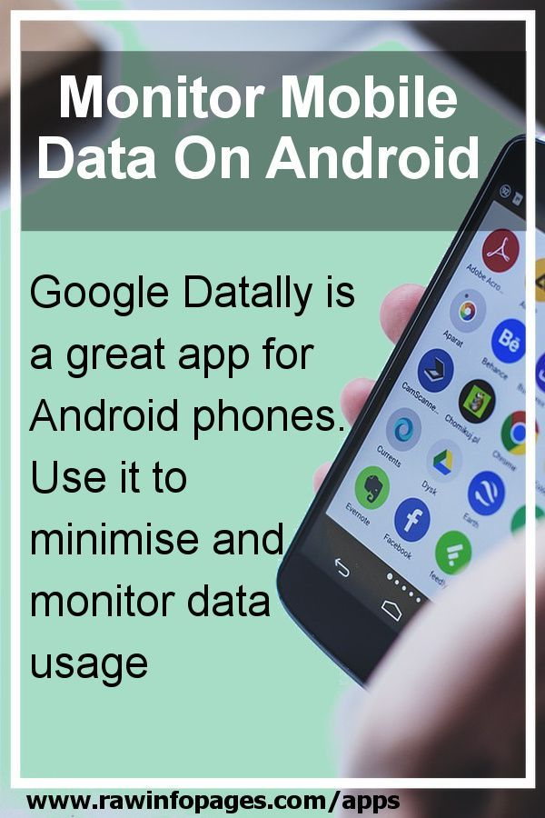 Monitor mobile data with Google Datally or these 4