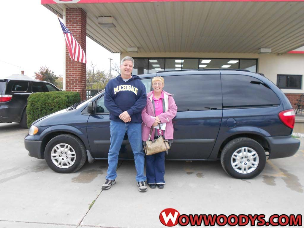 Ron and Nancy Williams from Trenton, Missouri purchased