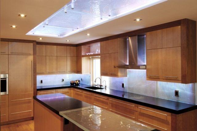 luminaire led pour le plafond- l'éclairage indirect moderne | led