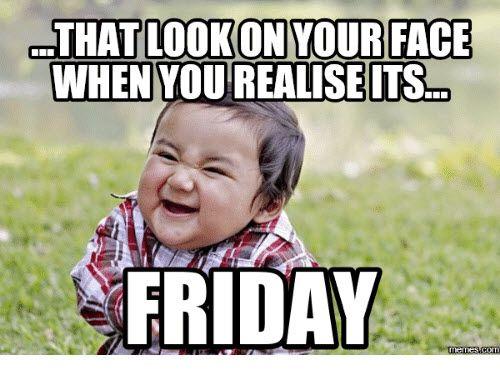 12 Funny Friday Memes For Nurses | Funny friday memes ...