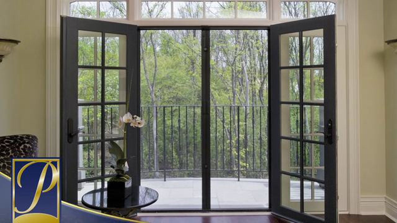 Retractable Door Screens For French Entry And Sliding Doors Home