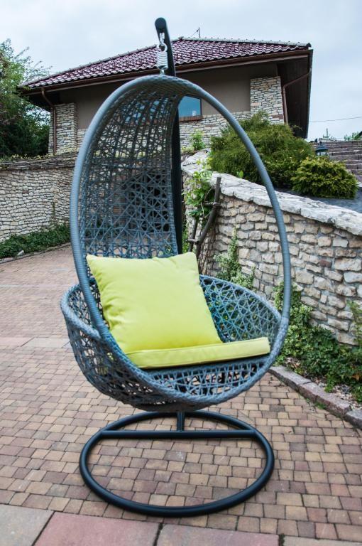 Fotel Wiszacy Hustawka Hamak Bujak Kosz Ogrodowy 4369007209 Oficjalne Archiwum Allegro Hanging Chair Furniture Chair