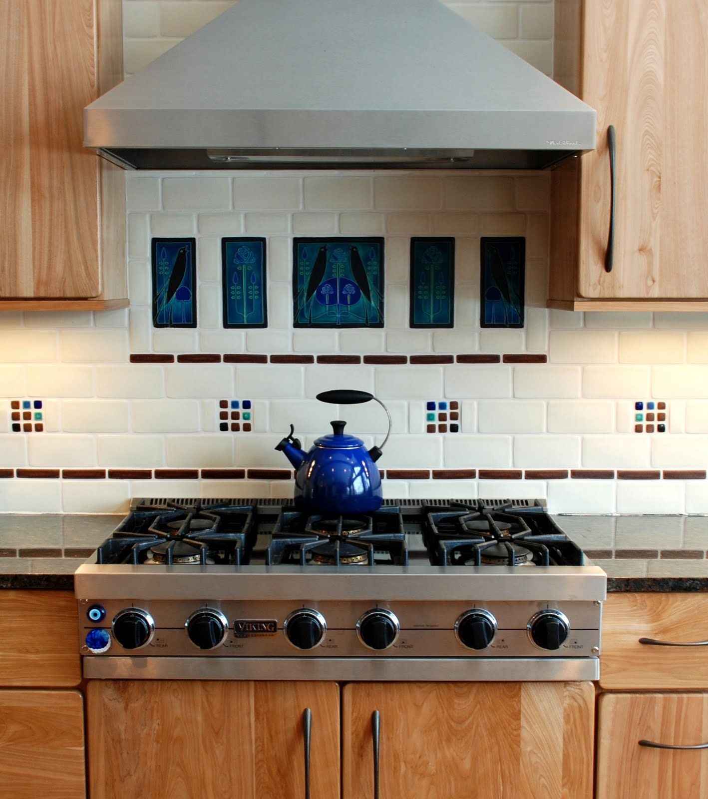 - Motawi Tile Backsplash - Google Search Kitchen Remodel
