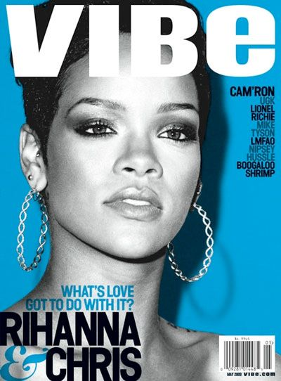 Vibe magazine cover, issue May/2008 | Magazine Cover