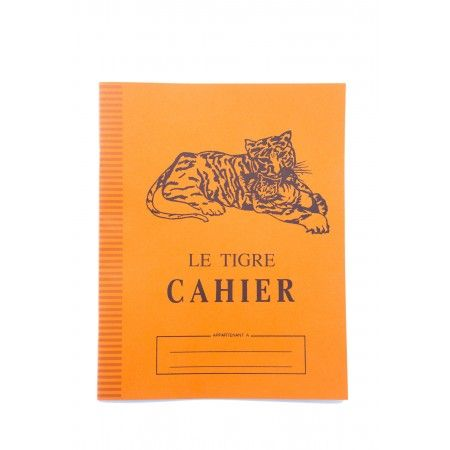 French School Jotters (Set Of 2) - Notebooks & Folios - Stationery