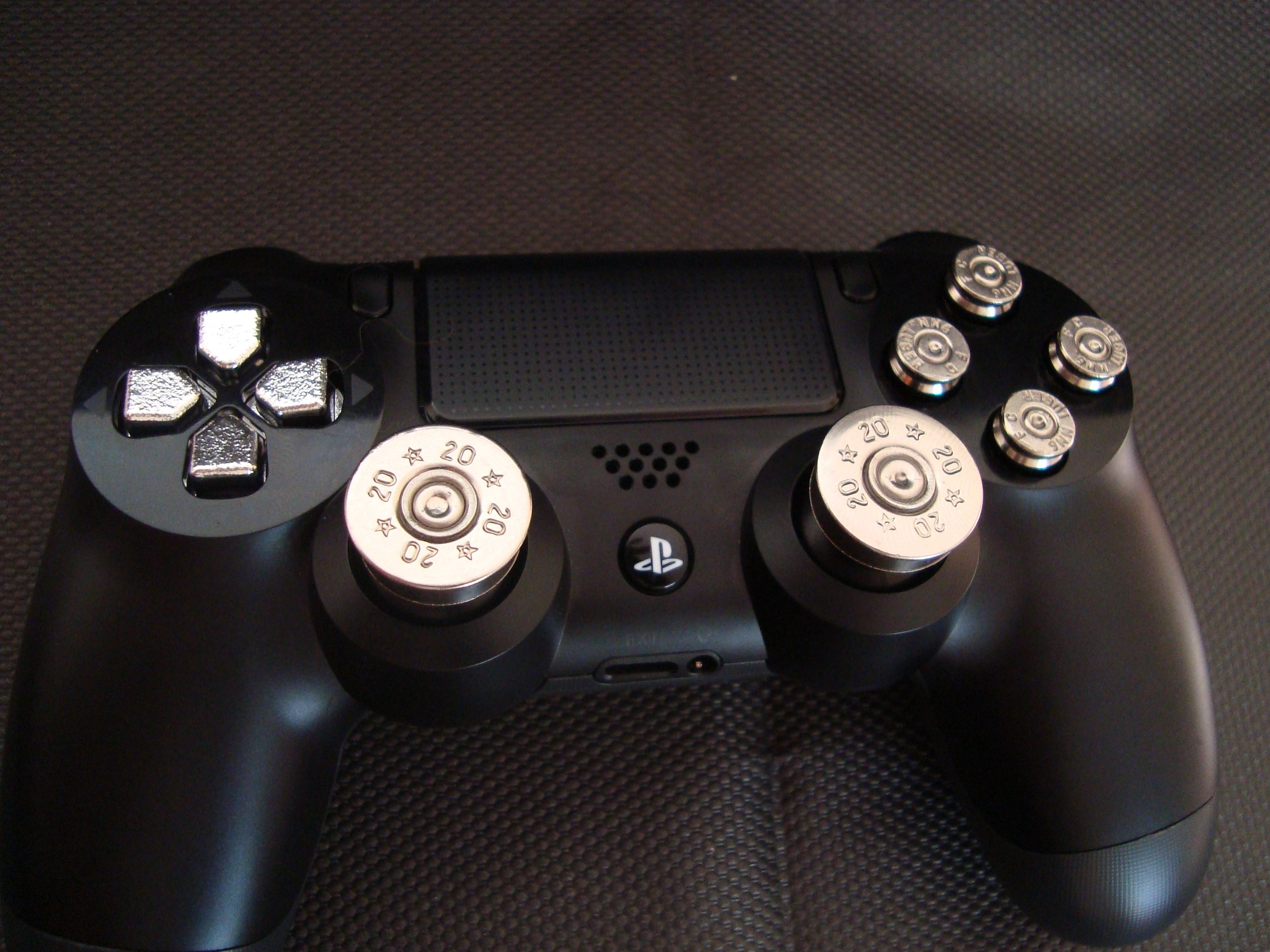 how to open ps4 controler