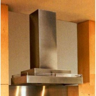 Vent A Hood Cwlh9130ss Contemporary 30 Stainless Steel Chimney Style Wall Mount Range Hood Wall Mount Range Hood Steel Wall Range Hood