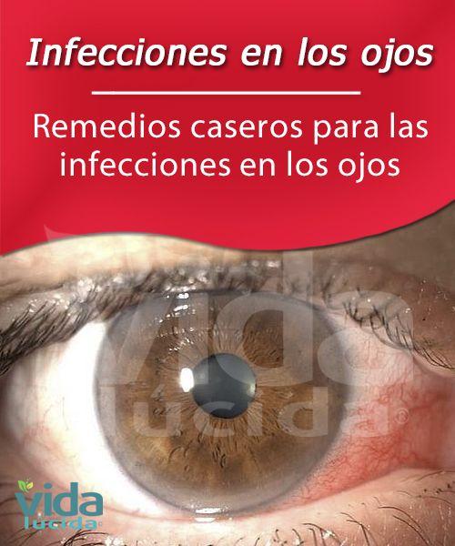 ¿Puedes perder como ojo a una infección bacteriana?