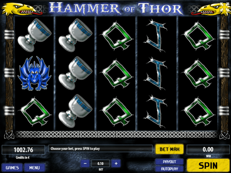Spiele Hammer Of Thor - Video Slots Online
