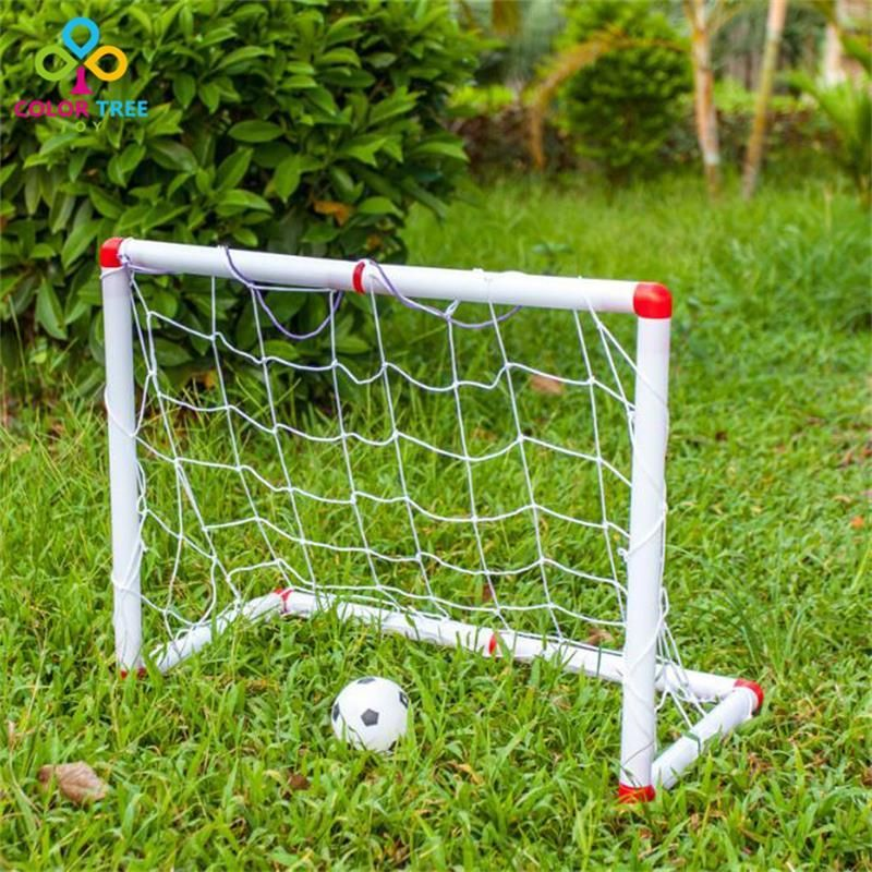 Kids Toys Portable Removable Mini Soccer Goal Indoor Outdoor ...
