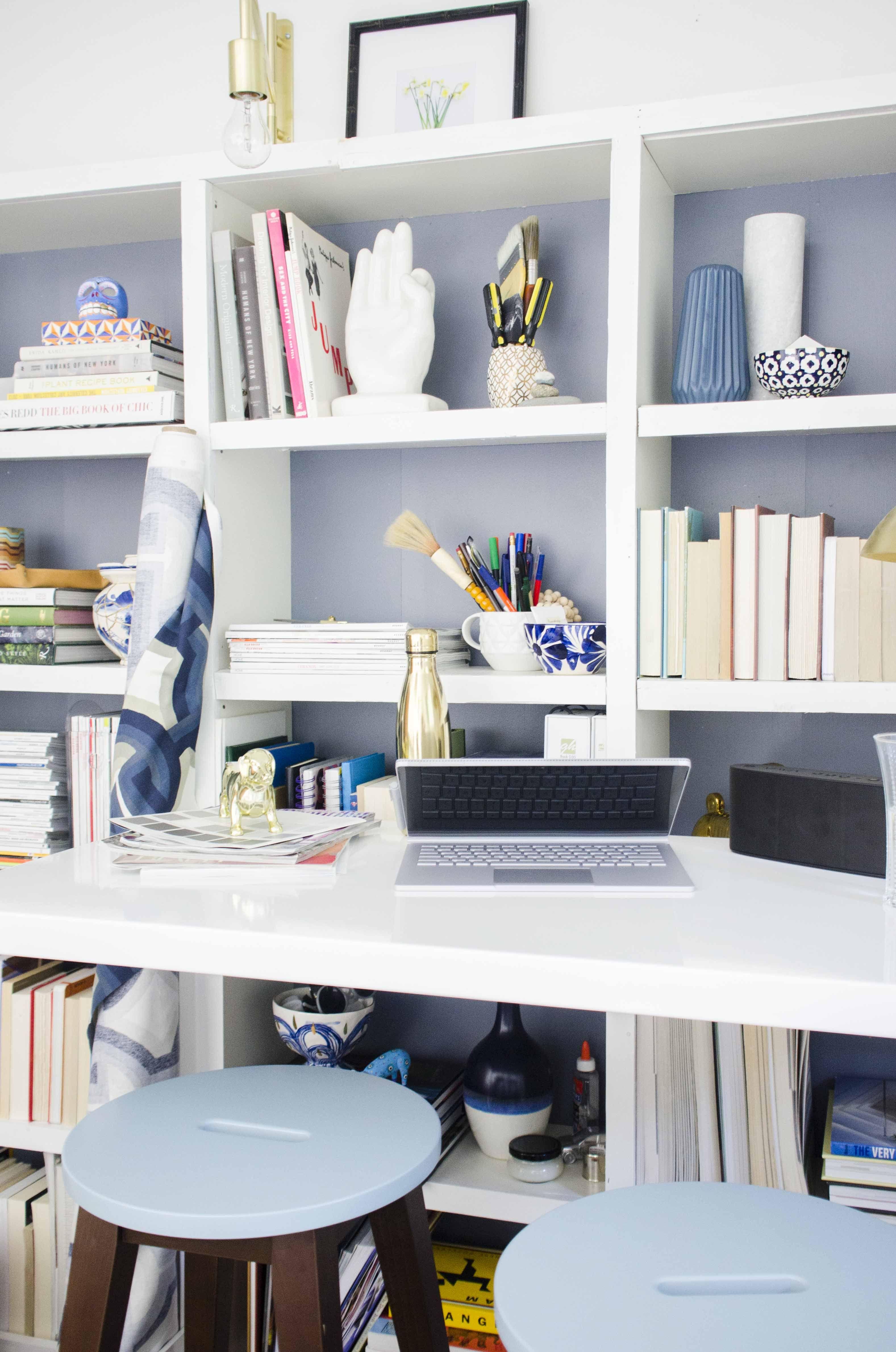 Designing a Modern Standing Desk Office  Standing desk office