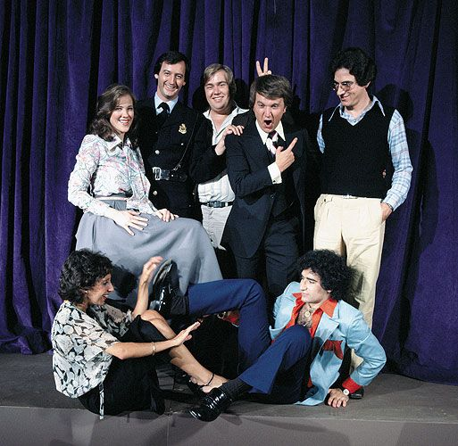 Sctv: They Always Had A Great Cast, But The Original