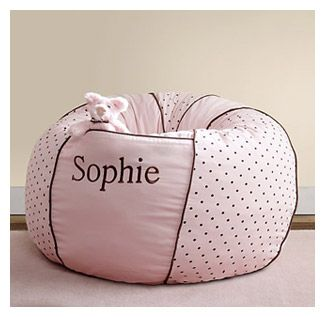 Charmant Gift Giving: Personalized Kids Bean Bag Chair