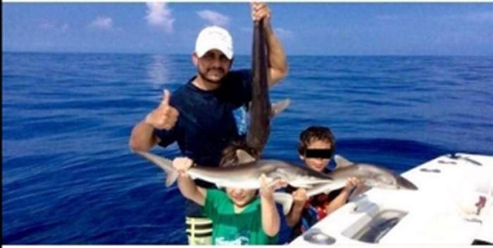 PVEM: Postea ex candidato pesca ilegal