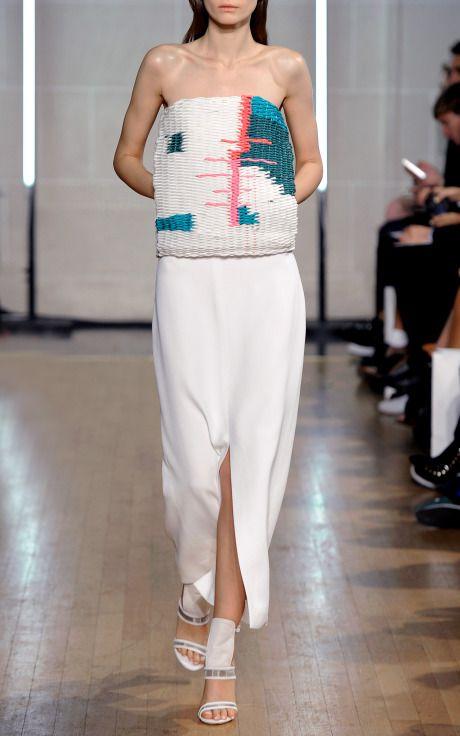 Ellery Spring/Summer 2014 Trunkshow Look 15 on Moda Operandi
