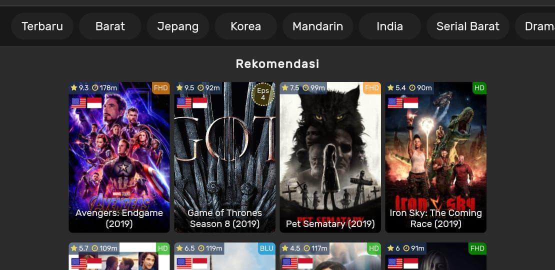 Indoxxi Xx1 Lite Aplikasi Nonton Film Streaming Anti Repot Indoxxi Jadi Salah Satu Pelopor Situs Nonton Film Streaming Di Indonesia Film Indonesia Aplikasi