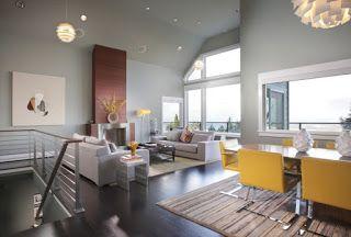 Wohnzimmer Farblich Gestalten Grau