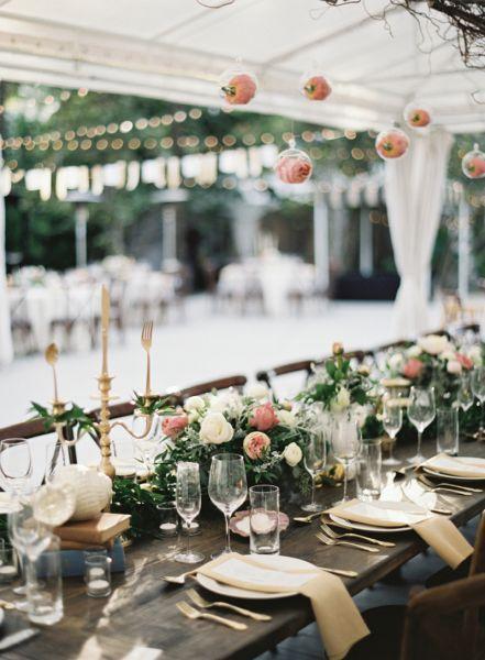 Decoração para casamentos ao ar livre, as tendências para 2017 Image: 18