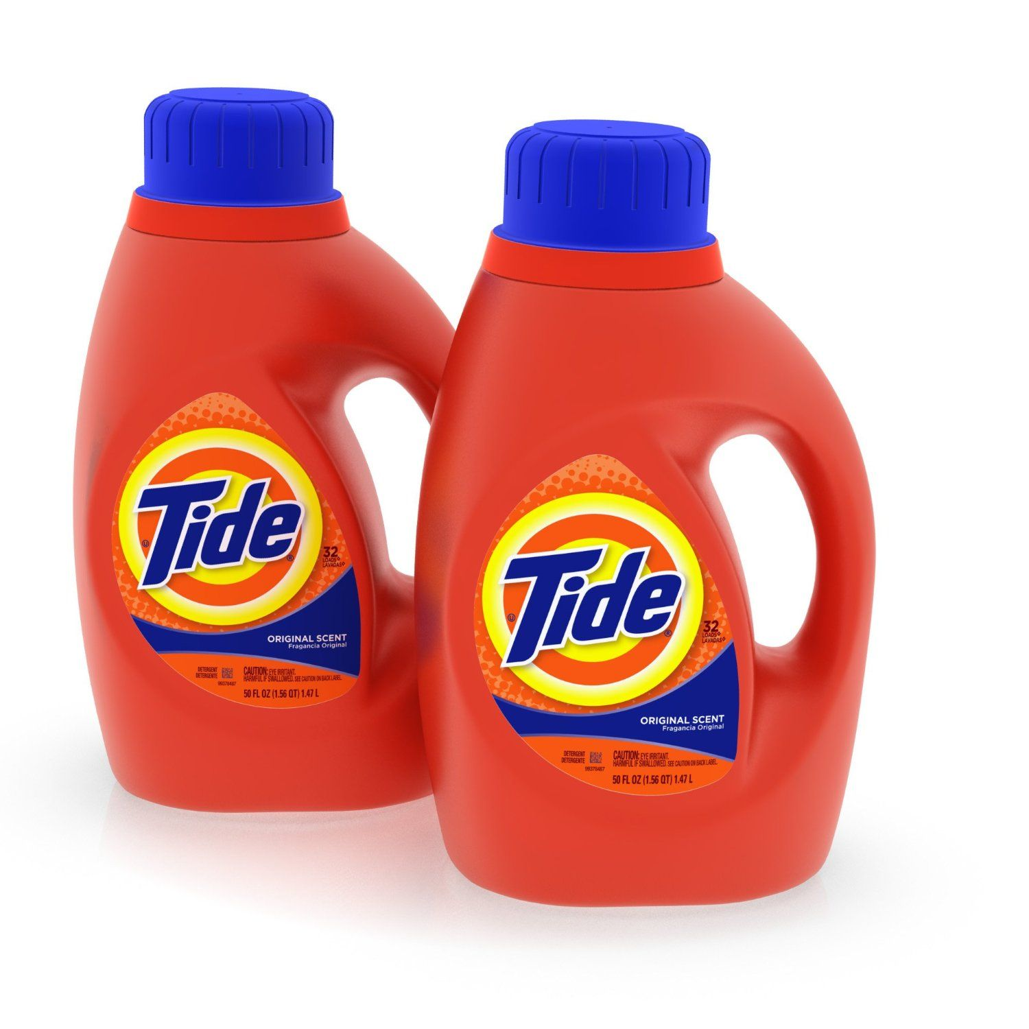Tide High Efficiency Laundry Detergent Only 4 93 A Bottle Amazon