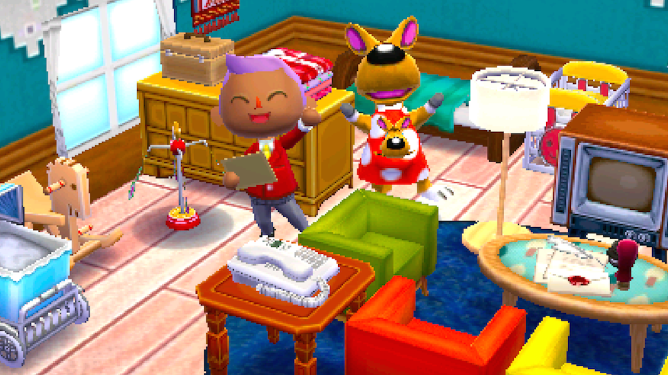 ANIMAL CROSSING HAPPY HOME DESIGNER Scratches the Creation Itch