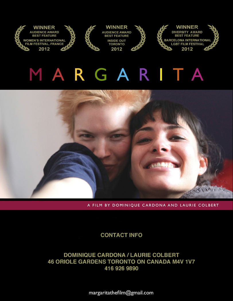 Margarita (2012) by Dominique Cardona and Laurie Colbert at Febiofest 2013  Streaming Movies,