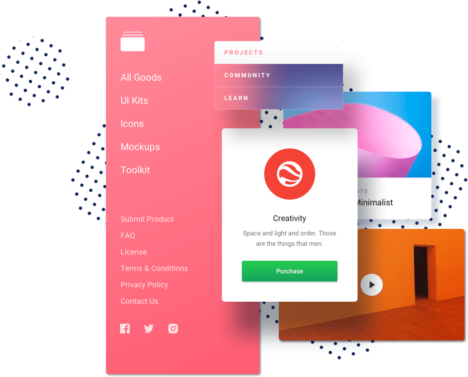 Slides - Free Static Website Generator and Landing Page